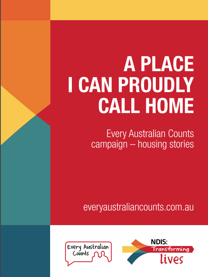 Cover art for: Every Australian Counts: A place I can proudly call home