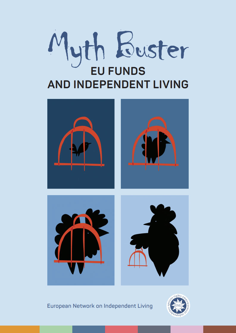 Cover art for: Myth Buster: EU Funds and Independent Living