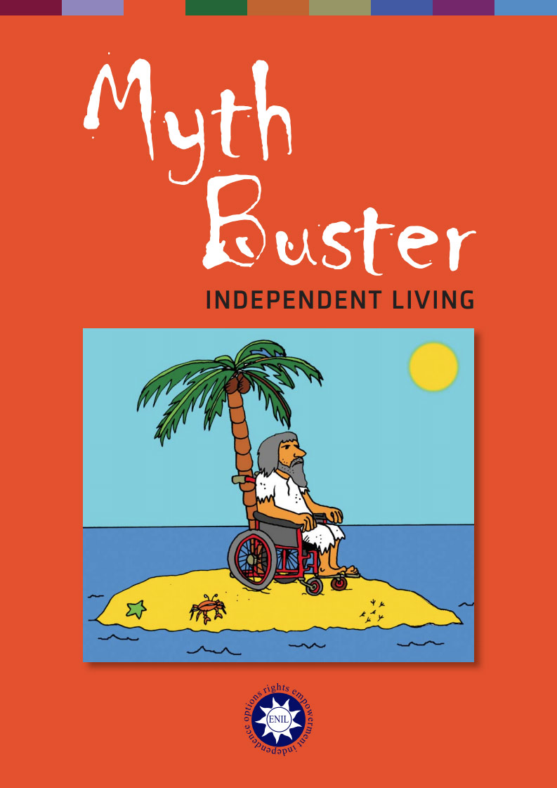 Cover art for: Myth Buster: Independent Living