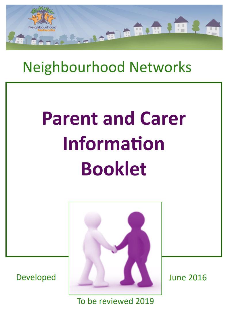 Cover art for: Neighbourhood network Parent-and-Carer-Information