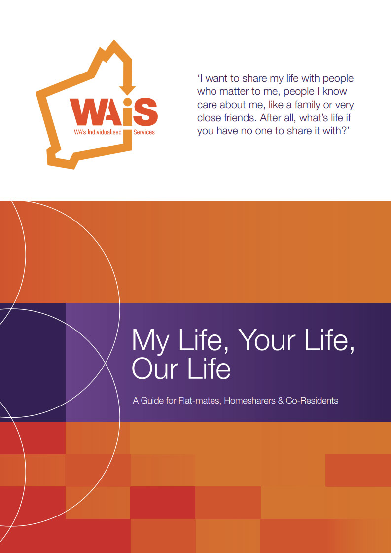 Cover art for: My Life, Your Life, Our Life – WAiS
