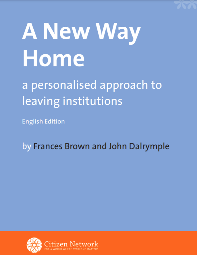 Cover art for: A New Way Home
