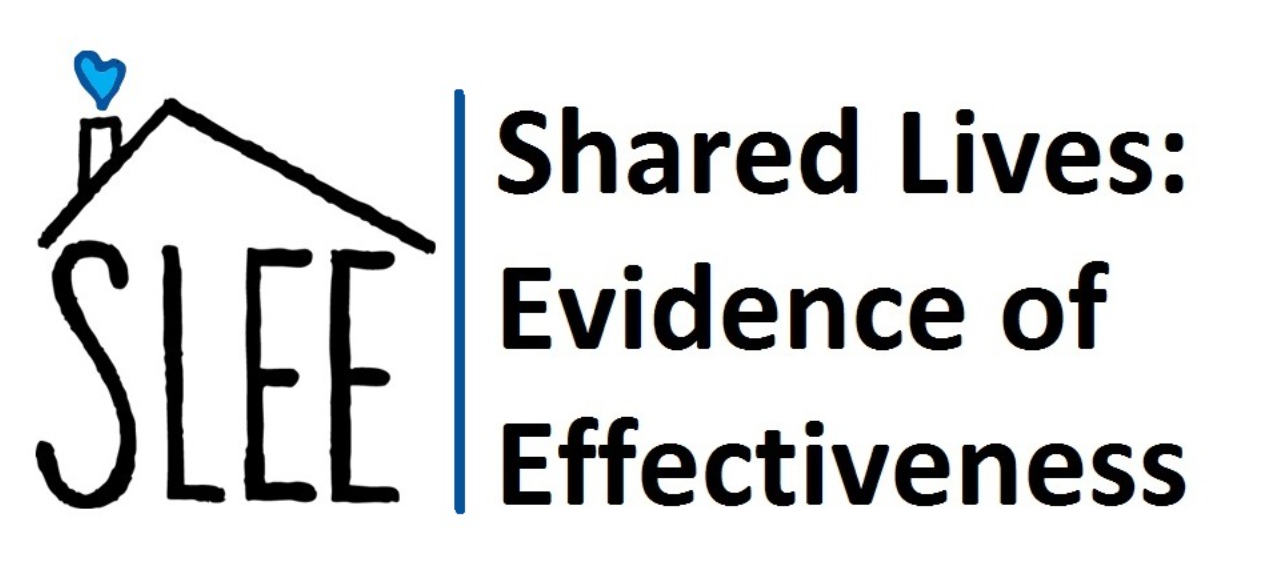 Cover art for: My Shared Life: Measuring the Outcomes of Shared Lives