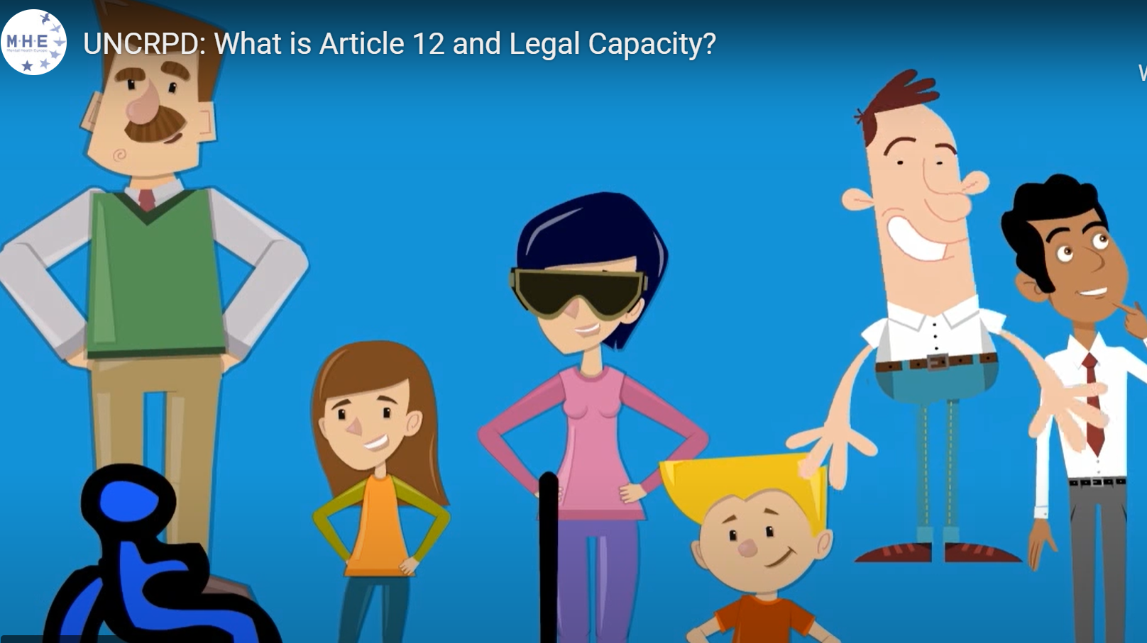 Cover art for: What is Article 12 and Legal Capacity?