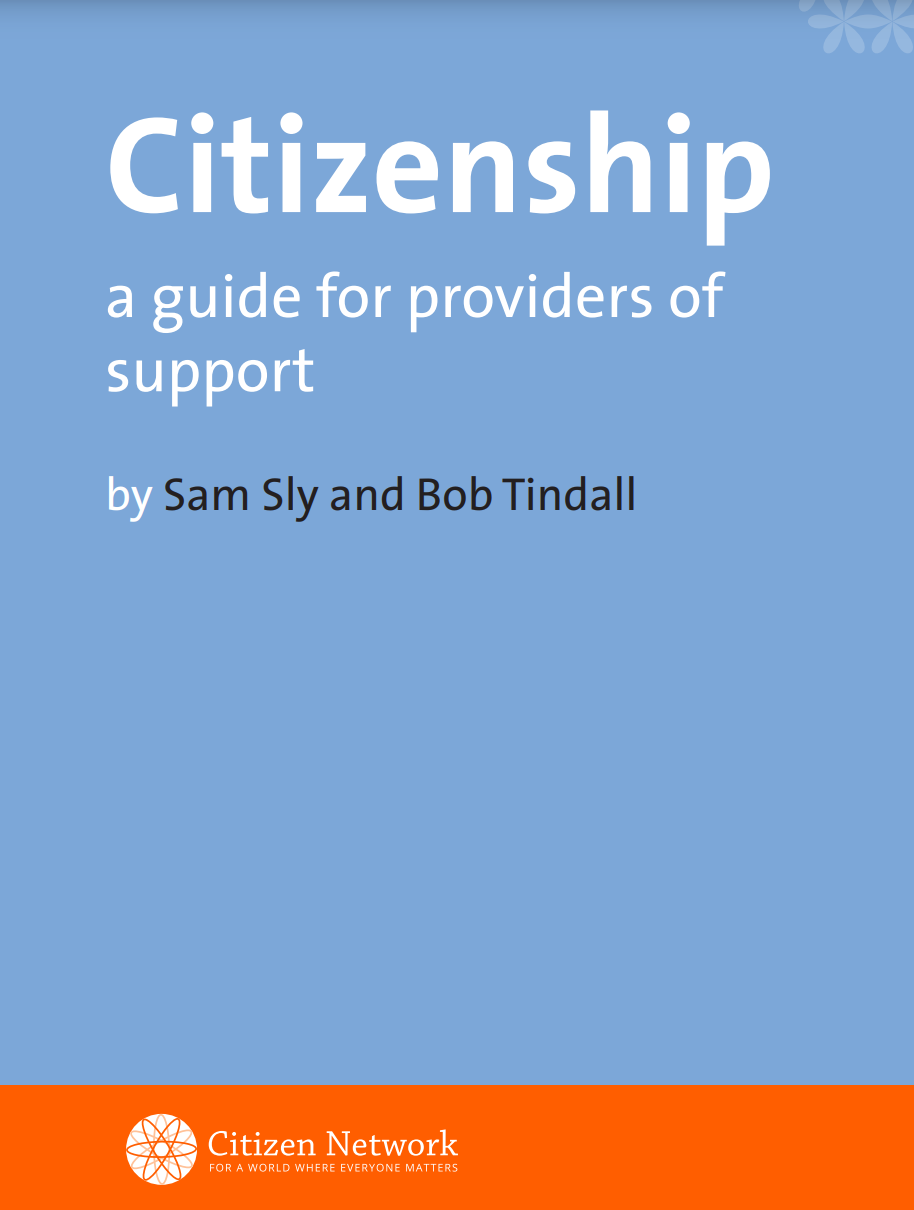 Cover art for: Citizenship – A Guide for Providers of Support