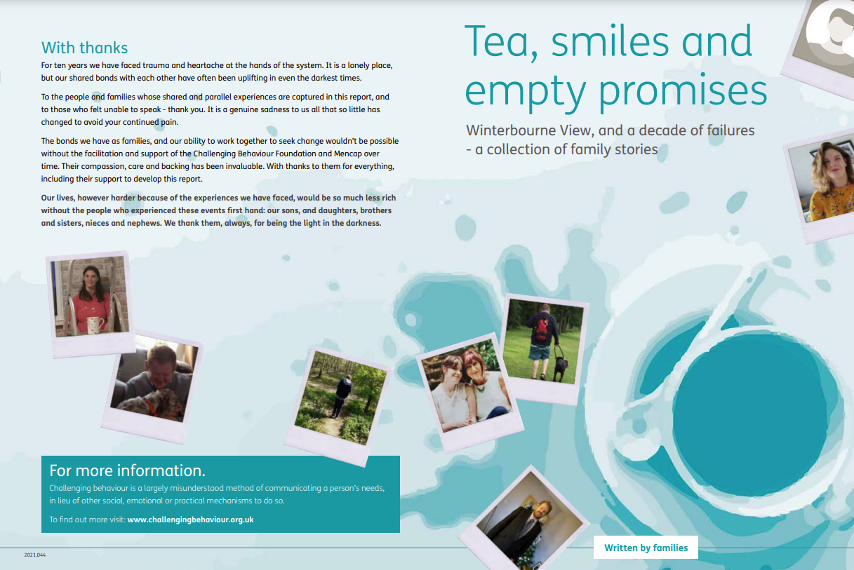 Cover art for: Tea, Smiles and Empty Promises